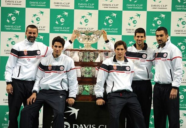 Preview: Serbia Will Face Czechs Without Tipsarevic in Davis Cup Final