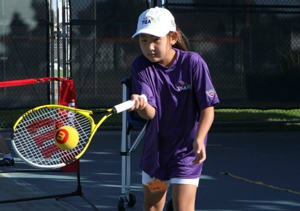 USTA SoCal Section Growing Tennis Through TGA Youth Tennis Franchise
