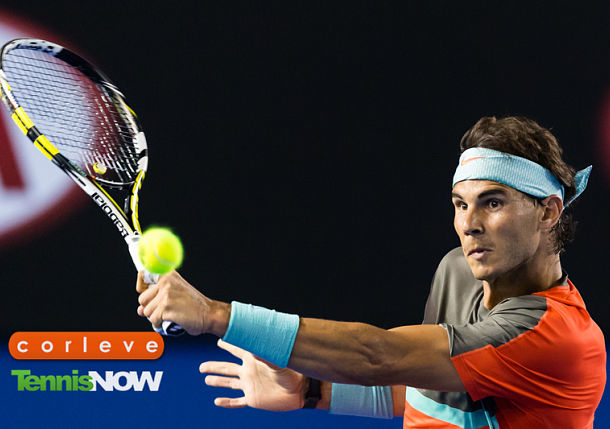 A Million Dollars a Night for Rafa in New Tennis League?