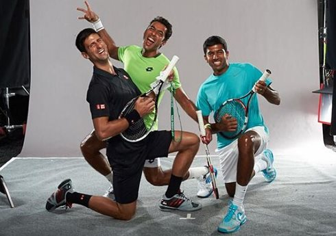 Tweets of the Week: Indopak Rocks, Tsonga's Hunky Dory, Petko's Bum