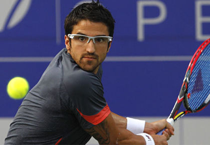 After a Year Away from Tennis, Tipsarevic Begins to Train