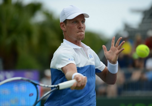 Five Questions with Tomas Berdych