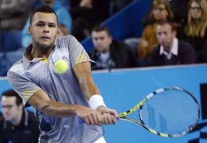 Tsonga in Marseille, 2013