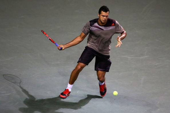 Tsonga Leaps Forward After Mid-Season Stop