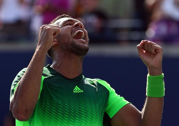 Tsonga Giant in Toronto Title Run