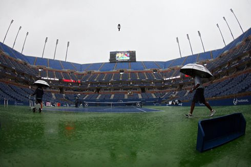 USTA Announces Plan For Roof Over Arthur Ashe Stadium