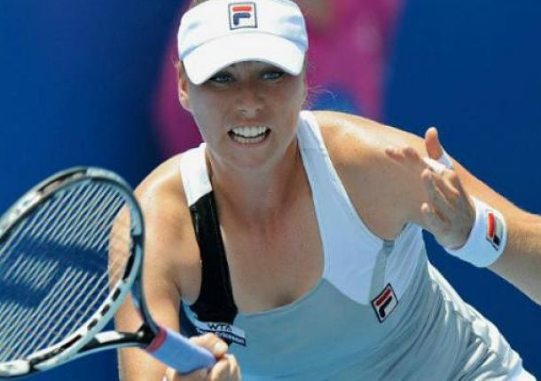 Vera Zvonareva Returns In New Haven