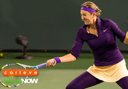 Victoria Azarenka at Indian Wells in 2013