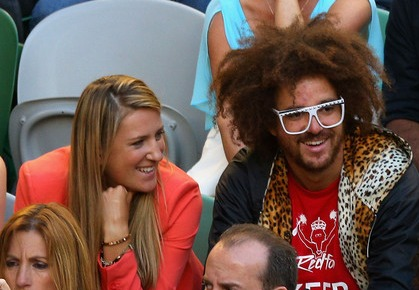 Redfoo Pens Love Song About Victoria Azarenka