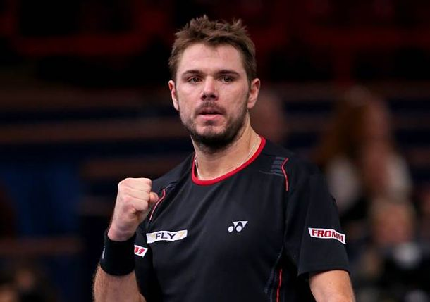 Wawrinka and Gasquet Book Final Two London Bids