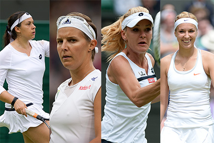 Grass Clippings: Wimbledon Women's Semifinal Previews