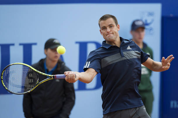 Youzhny Sets Up Rematch Against Haase in Gstaad
