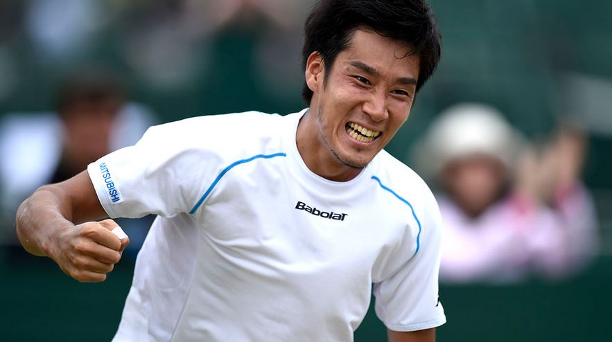 Japan's Yuichi Sugita Qualifies for Wimbledon on 18th Attempt at Major