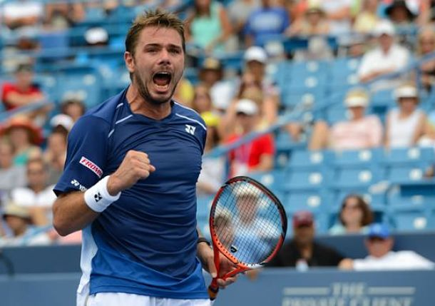 After Win over Coric, Wawrinka Ready to Put Sledge Talk to Bed