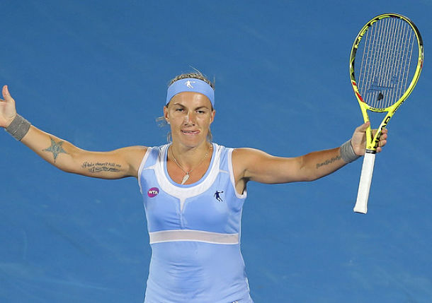 Svetlana Kuznetsova Undergoes Wrist Surgery, Expects to be Ready for '18 Season