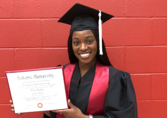 Stephens Adds College Graduation to List of Impressive 2017 Achievements