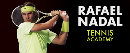 Tech Talk: Nadal's Tennis Academy App
