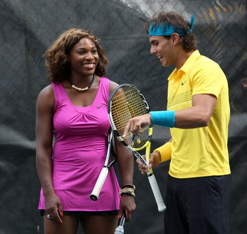 50 Somethings: Celebrating Serena Williams and Rafael Nadal