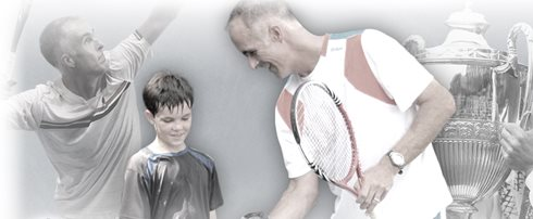 Wilson Collegiate Tennis Camps to Partner with Todd Martin Tennis