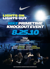 Nike Primetime Knockout Event