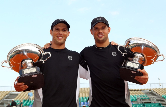 Bryan Brothers Take 70th Team Title With 2011 Monte-Carlo Win