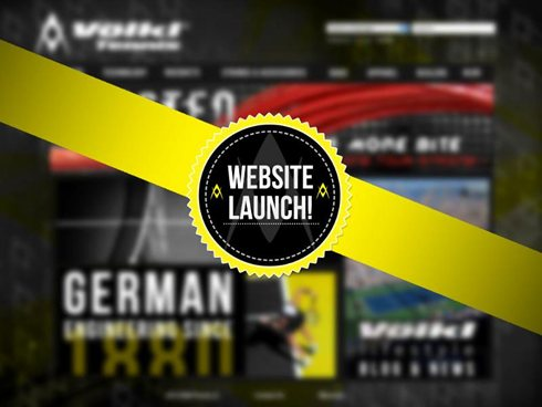 Volkl Launches New Website