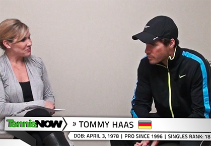Tommy Haas on His Career, His Fear, and What Keeps Him on Court