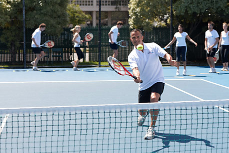 Cardio Tennis Helps Drive Tennis Participation In Australia and England