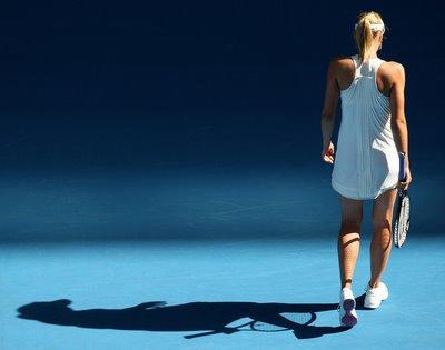 Sharapova gets beat on first-round of Australian Open