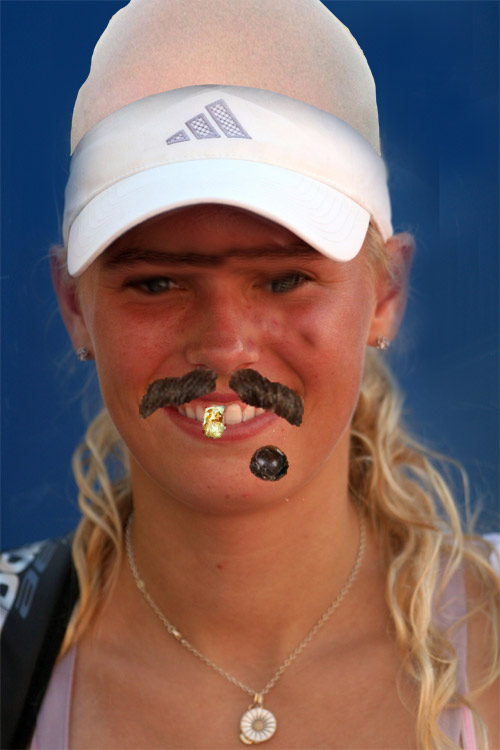 Why Are The Women of Tennis So Ugly?