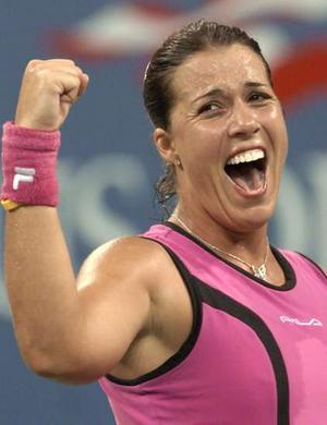 Jennifer Capriati refutes claim of being wanted by police for assaulting ex-boyfriend