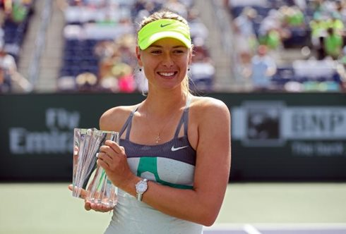 Rankings Report: IW Champs Rafael Nadal, Maria Sharapova move up