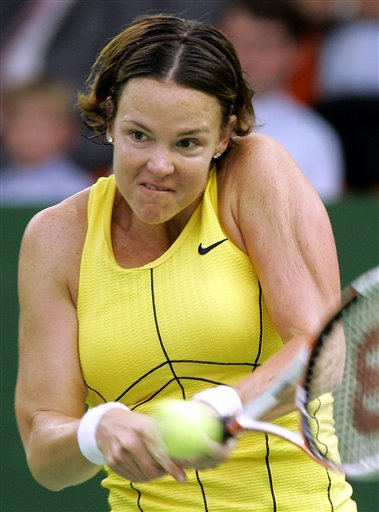 Lindsay Davenport Wins Title in Doubles' Comeback