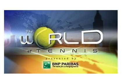 World of Tennis Presented by BNP Paribas Returns Dec. 5
