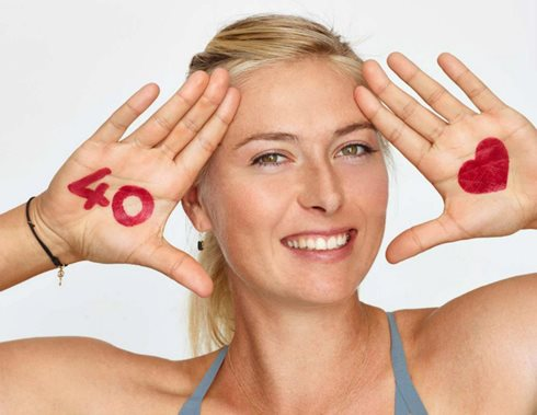WTA Launches 40 Love Campaign