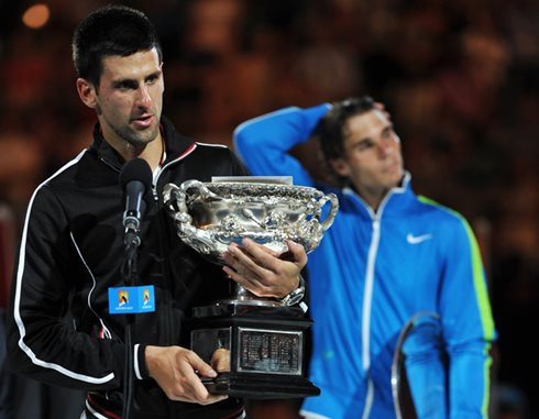 One Man's Opinion: Novak Djokovic eclipsing Rafael Nadal as second-best active player