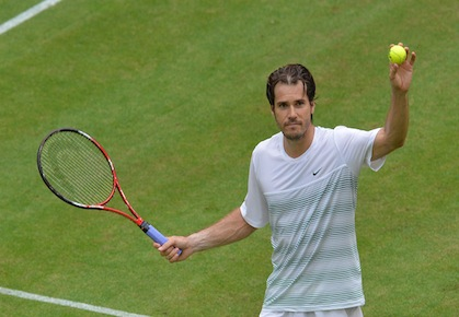 The Curious Case of Tommy Haas