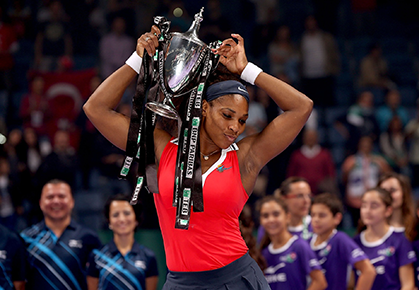 Rankings Report: Serena is Still No. 3