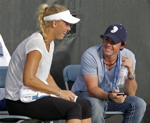 Top 10 Pieces of Evidence That Caroline Wozniacki Isn't Dating Anyone