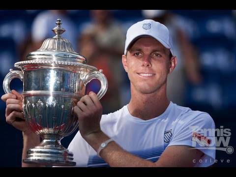 "Sam Querrey: ""US Men's Tennis Among Top 5 in the World"""