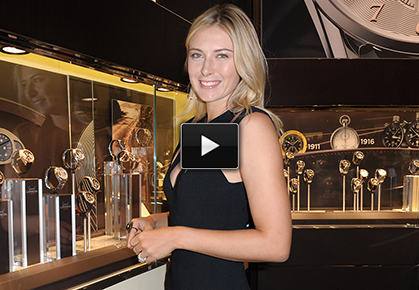 VIDEO: New Watches for the Ladies