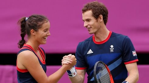Andy Murray, Laura Robson at center of international bidding war