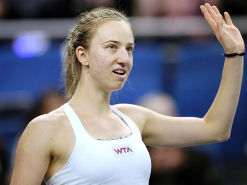 Rankings Report: Meet Mona Barthel