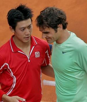 Nishikori Poised to Join Asia's Top Tennis Ranks