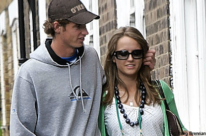 Andy Murray back together with Kim Sears?