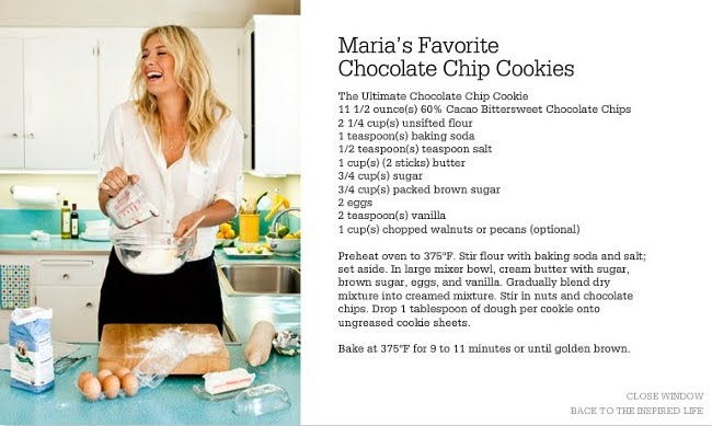 Wonder if Sharapova's cookies are as distracting as those obnoxious screams?