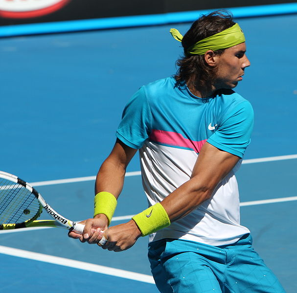 RAFA and his stick