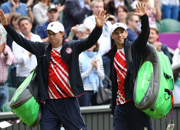 Bryan Brothers Will Finish the Year as No.1 Doubles