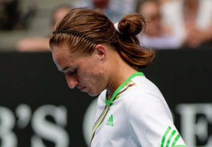Alexandr Dolgopolov Will Miss US Open Series with Knee Injury