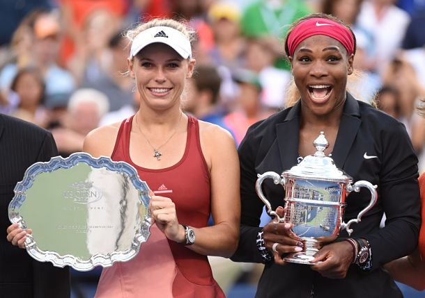 "Wozniacki: ""My Only Problem with Serena Is that I'm Tired of Losing to Her"""